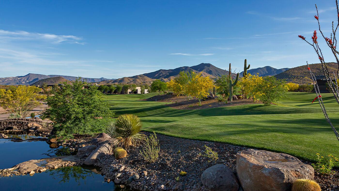 Golf Course number 7 - Golf Communities in Scottsdale AZ - Seven Desert Mountain