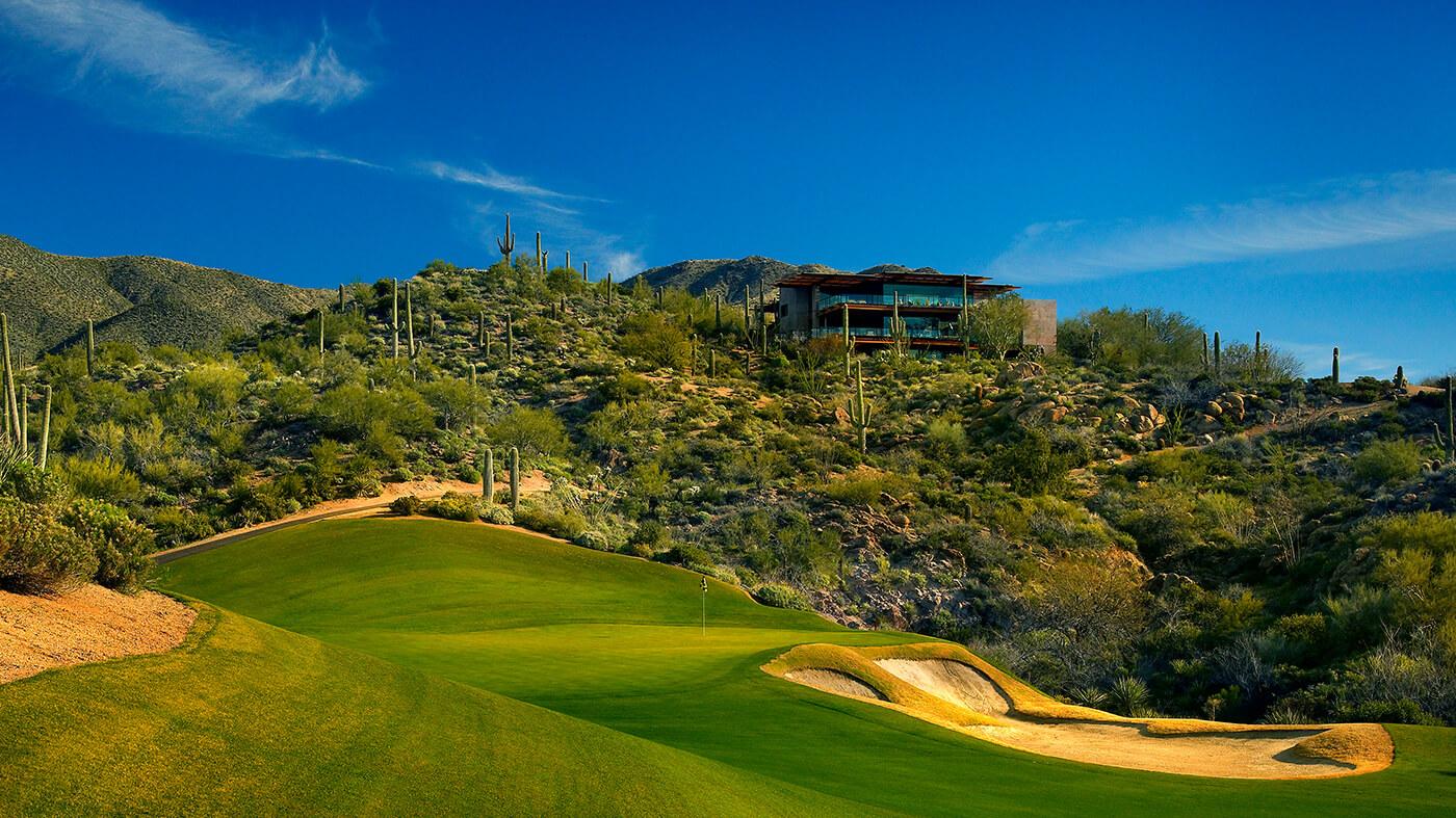 Chiricahua golf course - Golf Communities in Scottsdale AZ - Seven Desert Mountain