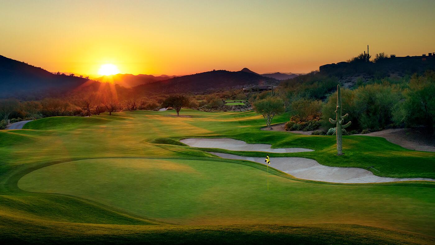 Geronimo golf course - Golf Communities in Scottsdale AZ - Seven Desert Mountain