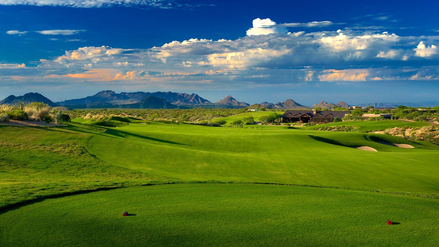 Outlaw golf course - Golf Communities in Scottsdale AZ - Seven Desert Mountain