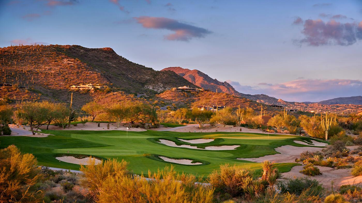 Renegade golf course